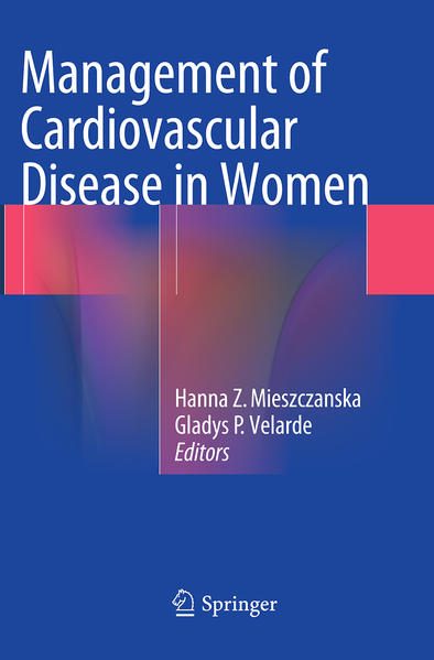 Management of Cardiovascular Disease in Women - Coverbild
