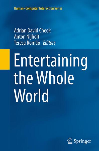Entertaining the Whole World - Coverbild