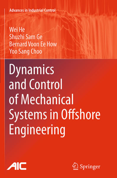 Dynamics and Control of Mechanical Systems in Offshore Engineering - Coverbild