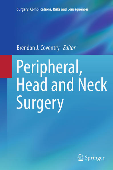Peripheral, Head and Neck Surgery - Coverbild