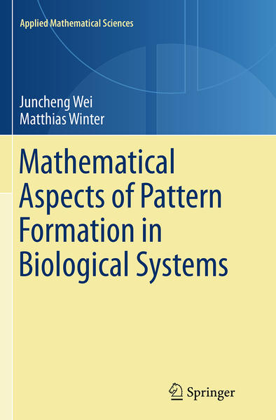 Mathematical Aspects of Pattern Formation in Biological Systems - Coverbild