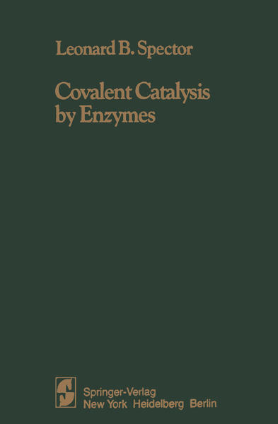 Covalent Catalysis by Enzymes - Coverbild