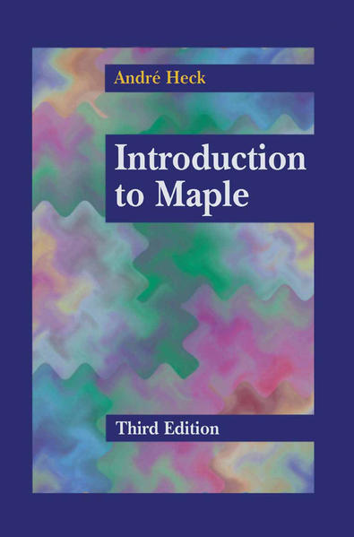 Introduction to Maple - Coverbild
