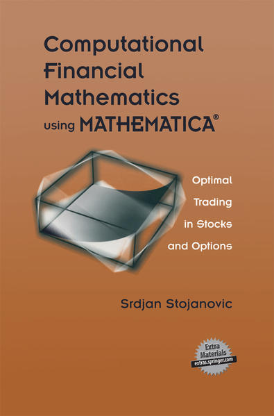Computational Financial Mathematics using MATHEMATICA® - Coverbild