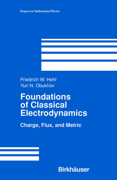 Foundations of Classical Electrodynamics - Coverbild