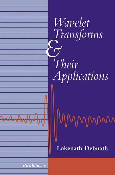 Wavelet Transforms and Their Applications - Coverbild