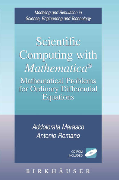 Scientific Computing with Mathematica® - Coverbild