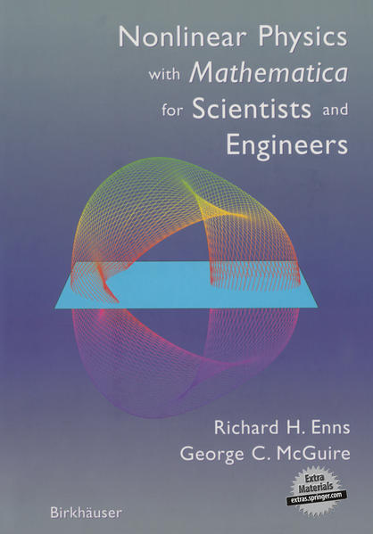 Nonlinear Physics with Mathematica for Scientists and Engineers - Coverbild