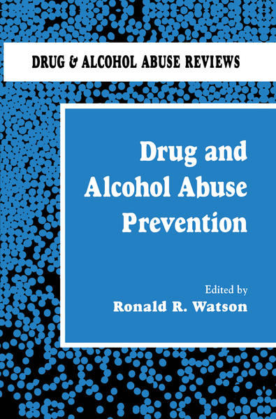 Drug and Alcohol Abuse Prevention - Coverbild