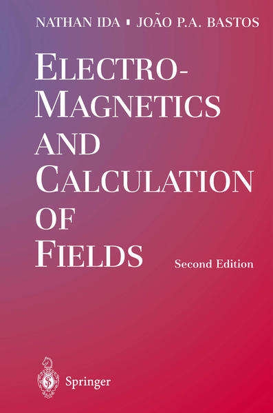 Electromagnetics and Calculation of Fields - Coverbild