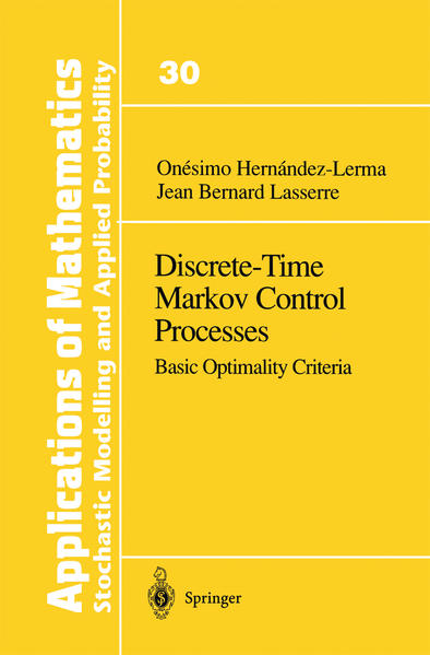 Discrete-Time Markov Control Processes - Coverbild