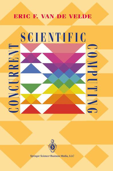 Concurrent Scientific Computing - Coverbild