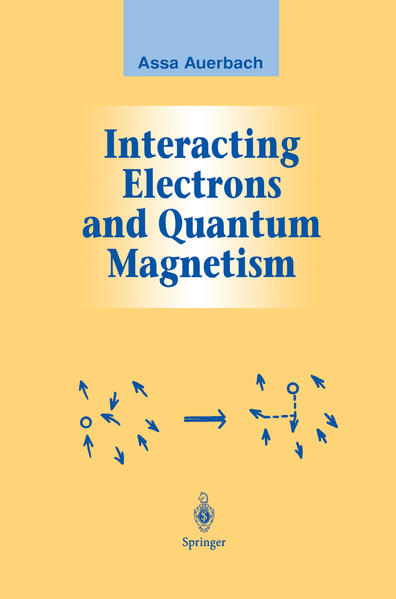 Interacting Electrons and Quantum Magnetism - Coverbild