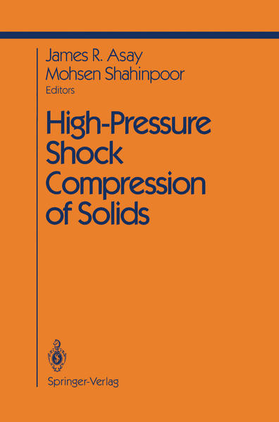 High-Pressure Shock Compression of Solids - Coverbild