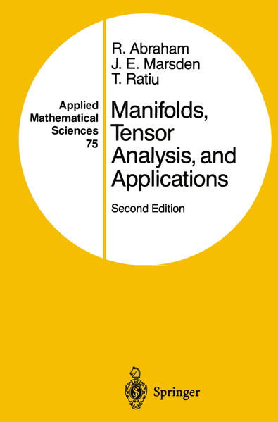 Manifolds, Tensor Analysis, and Applications - Coverbild