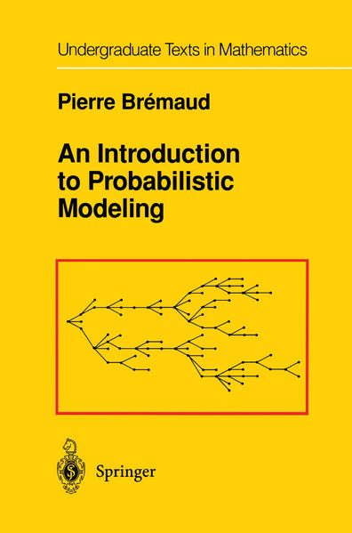 An Introduction to Probabilistic Modeling - Coverbild