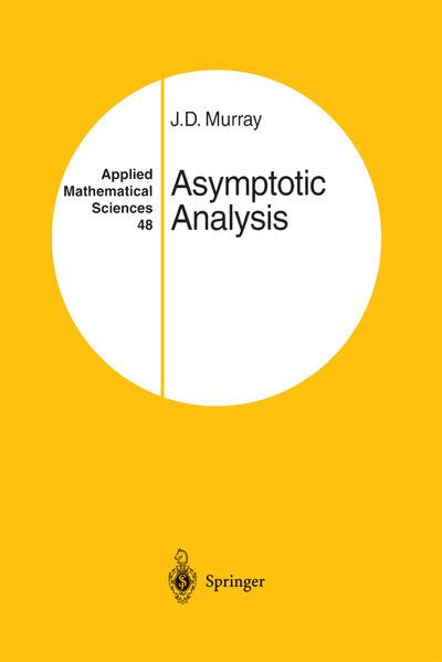 Asymptotic Analysis - Coverbild
