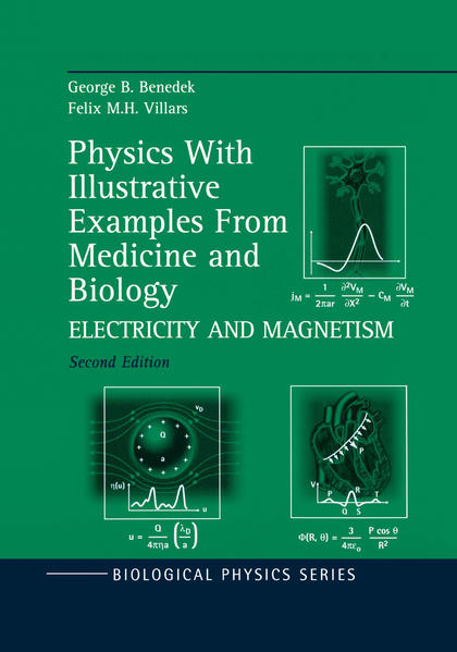Physics With Illustrative Examples From Medicine and Biology - Coverbild