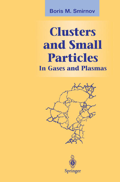 Clusters and Small Particles - Coverbild