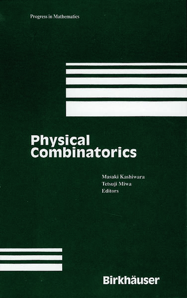 Physical Combinatorics - Coverbild