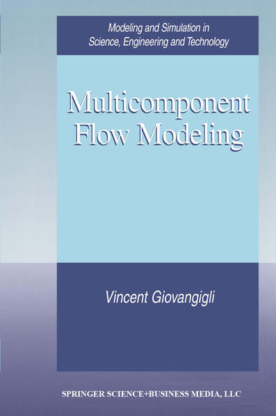 Multicomponent Flow Modeling - Coverbild