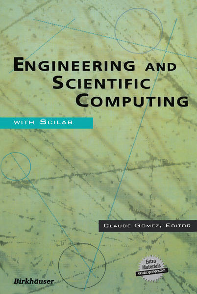 Engineering and Scientific Computing with Scilab - Coverbild