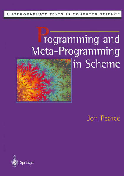 Programming and Meta-Programming in Scheme - Coverbild