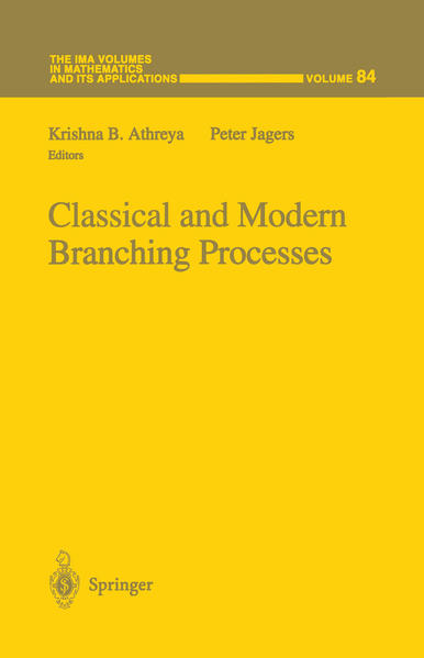 Classical and Modern Branching Processes - Coverbild