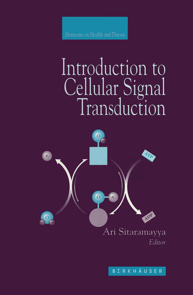 Introduction to Cellular Signal Transduction - Coverbild