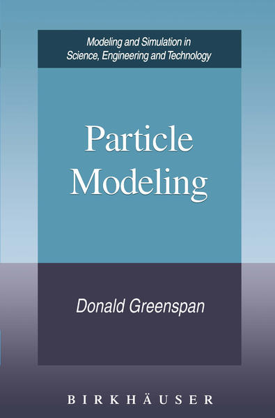 Particle Modeling - Coverbild