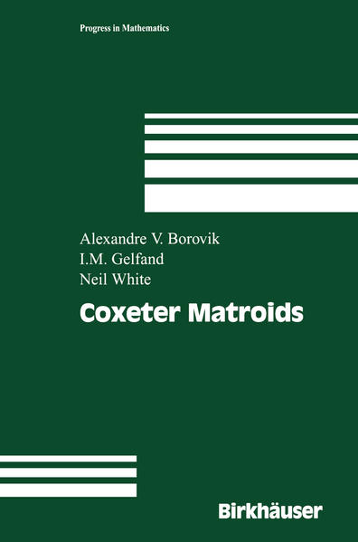 Coxeter Matroids - Coverbild