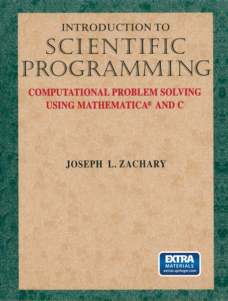 Introduction to Scientific Programming - Coverbild