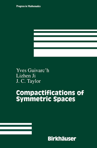 Compactifications of Symmetric Spaces - Coverbild