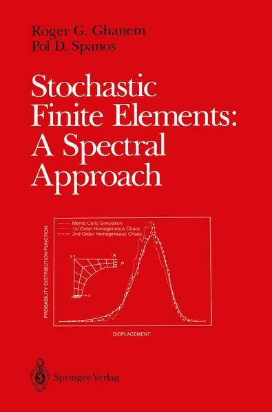 Stochastic Finite Elements: A Spectral Approach - Coverbild