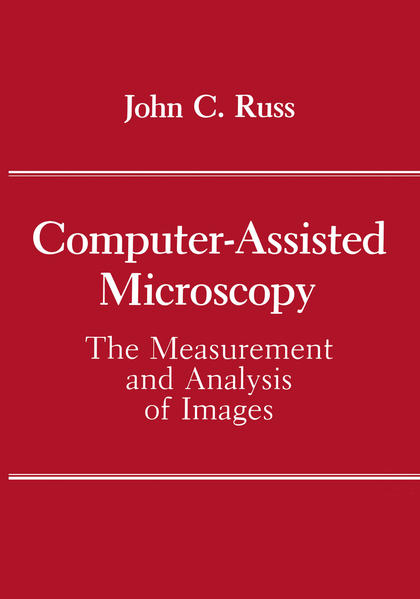 Computer-Assisted Microscopy - Coverbild