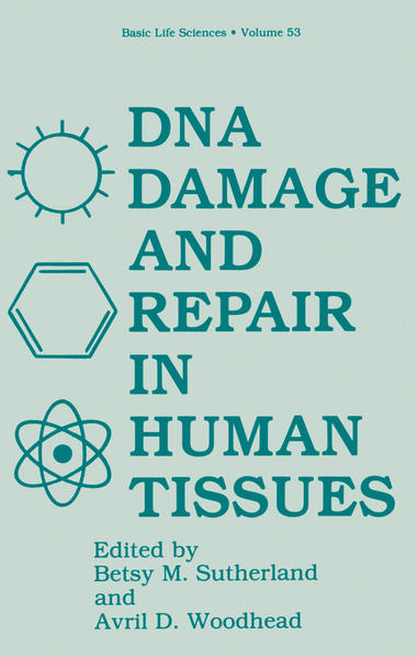 DNA Damage and Repair in Human Tissues - Coverbild
