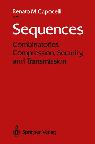 Sequences - Coverbild