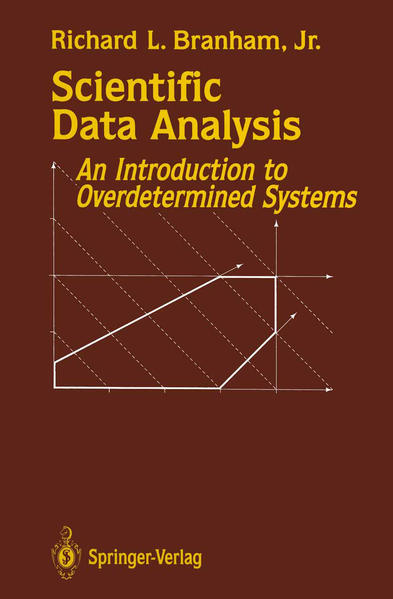 Scientific Data Analysis - Coverbild