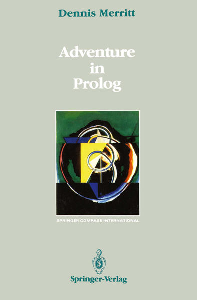 Adventure in Prolog - Coverbild