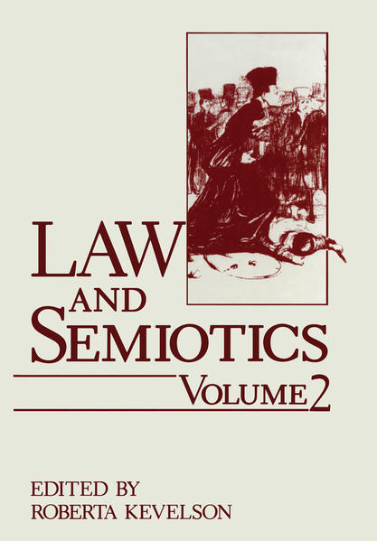 Law and Semiotics - Coverbild