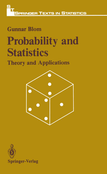 Probabitily and Statistics - Coverbild