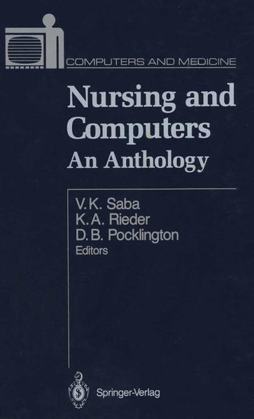 Nursing and Computers - Coverbild