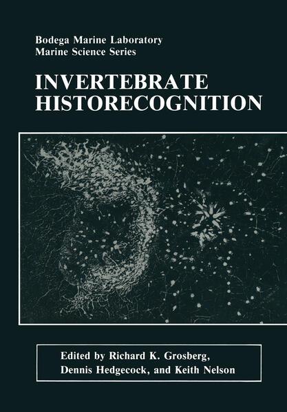 Invertebrate Historecognition - Coverbild