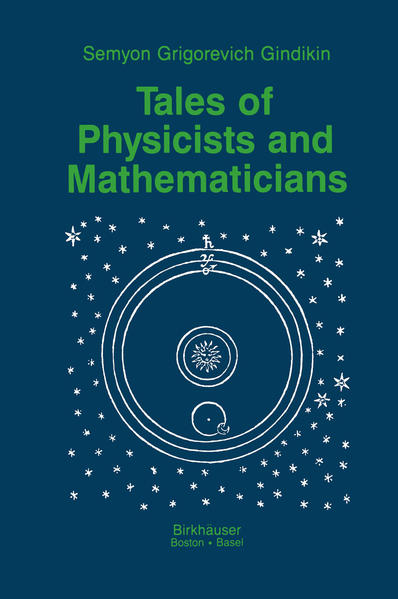 Tales of Physicists and Mathematicians - Coverbild