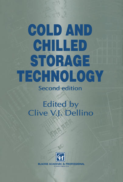 Cold and Chilled Storage Technology - Coverbild