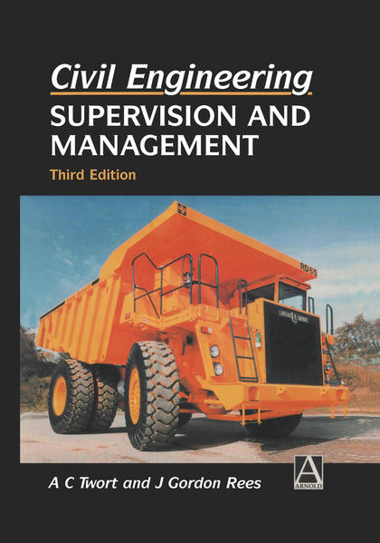 Civil Engineering: Supervision and Management - Coverbild
