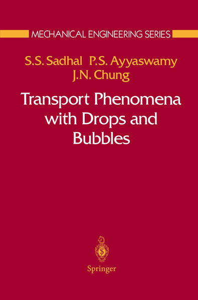 Transport Phenomena with Drops and Bubbles - Coverbild