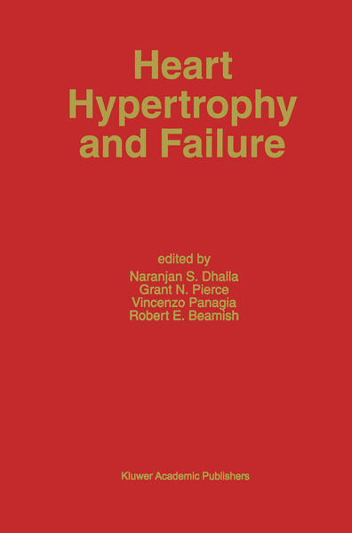 Heart Hypertrophy and Failure - Coverbild