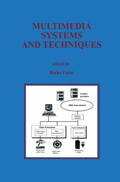 Multimedia Systems and Techniques - Coverbild