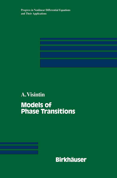 Models of Phase Transitions - Coverbild